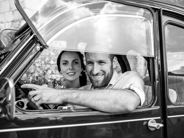 Le mariage de Jérémy et Carla à Gennes, Maine et Loire 53