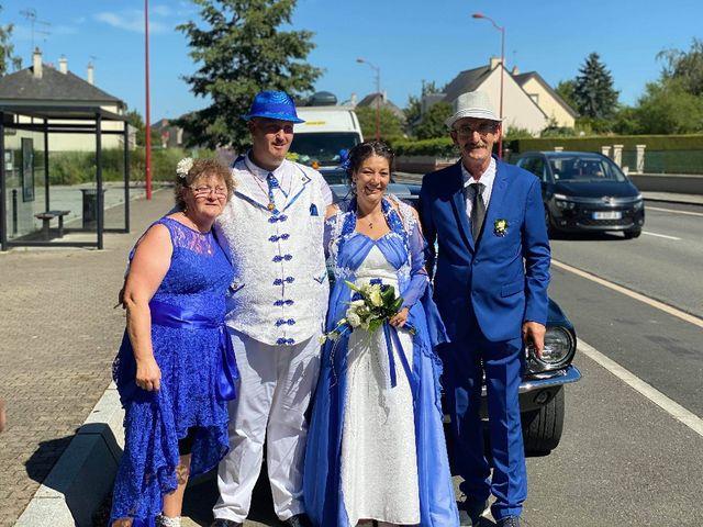 Le mariage de Matthieu et Fanny  à Argentré-du-Plessis, Ille et Vilaine 3