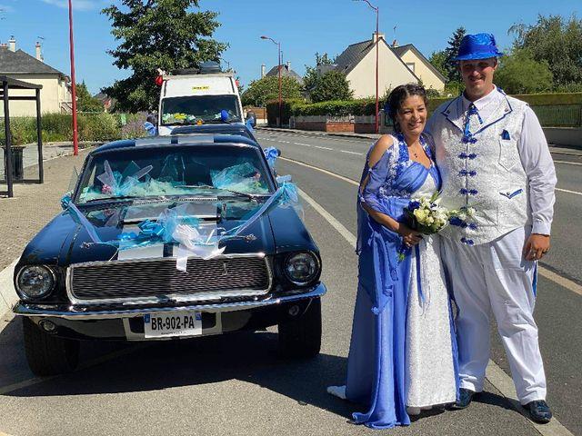 Le mariage de Matthieu et Fanny  à Argentré-du-Plessis, Ille et Vilaine 4