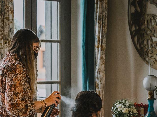 Le mariage de Simon et Charline à Saint-Lon-les-Mines, Landes 3