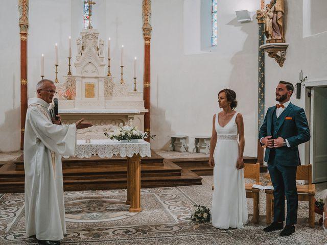 Le mariage de Simon et Charline à Saint-Lon-les-Mines, Landes 10