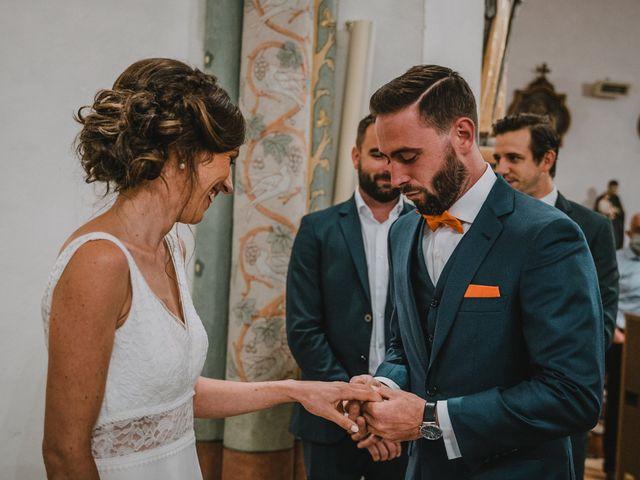 Le mariage de Simon et Charline à Saint-Lon-les-Mines, Landes 11