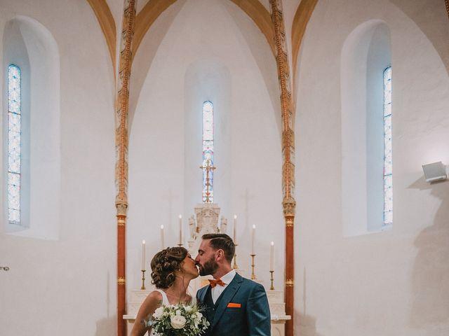 Le mariage de Simon et Charline à Saint-Lon-les-Mines, Landes 12