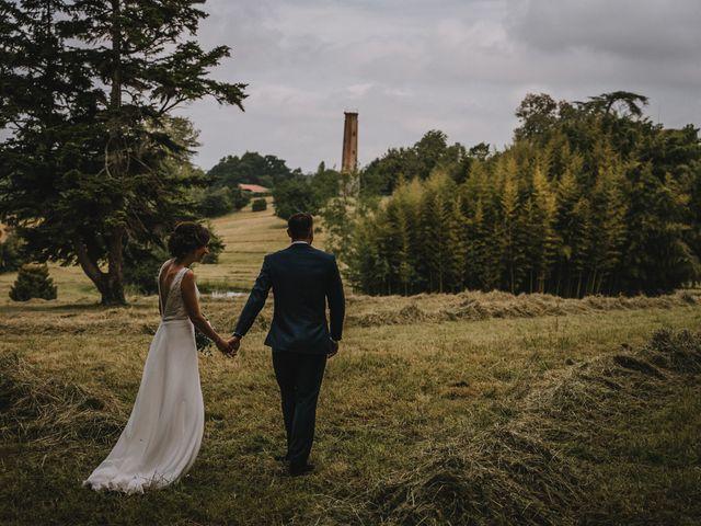 Le mariage de Simon et Charline à Saint-Lon-les-Mines, Landes 13