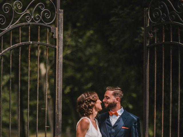 Le mariage de Simon et Charline à Saint-Lon-les-Mines, Landes 14