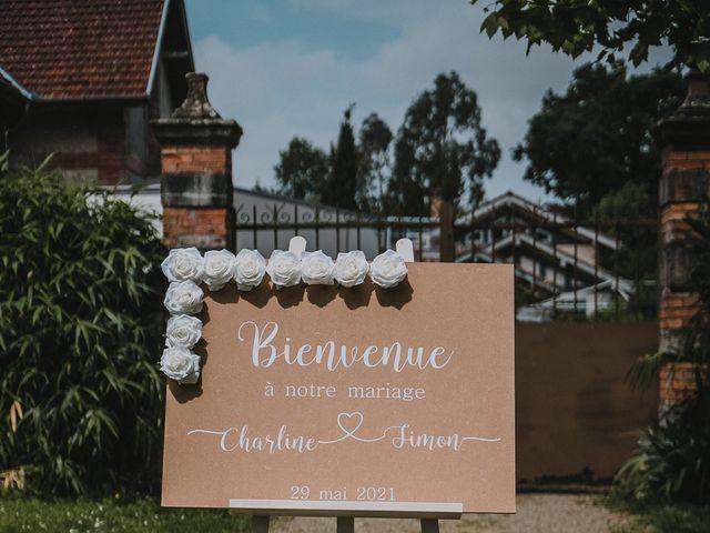 Le mariage de Simon et Charline à Saint-Lon-les-Mines, Landes 15
