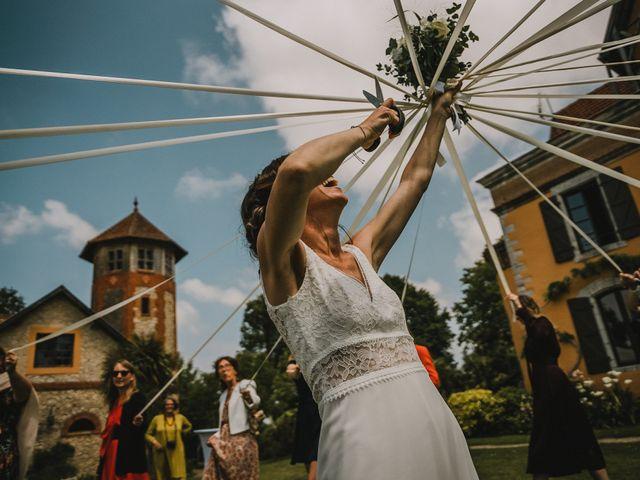Le mariage de Simon et Charline à Saint-Lon-les-Mines, Landes 22