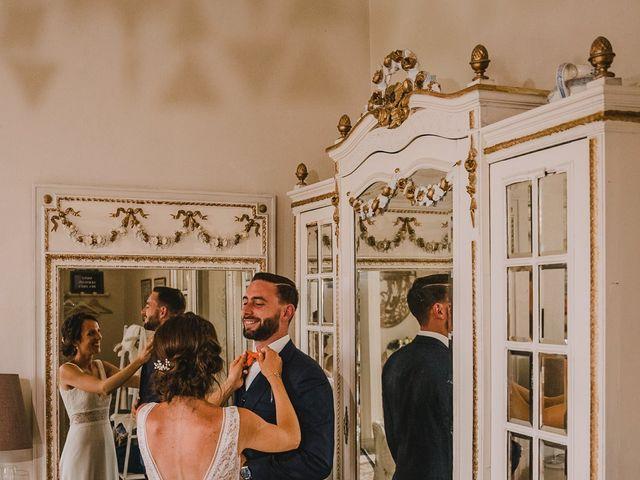 Le mariage de Simon et Charline à Saint-Lon-les-Mines, Landes 25