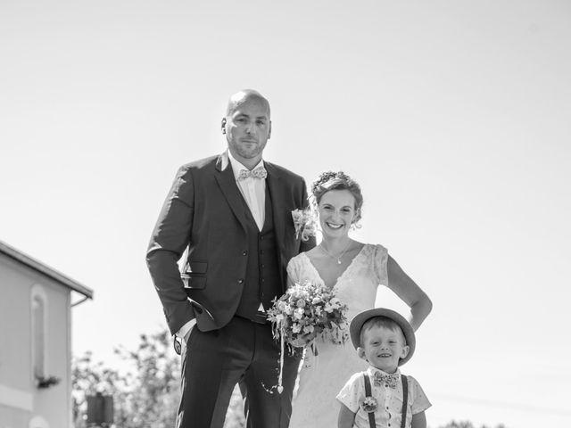 Le mariage de Matthieu et Sophie à Bourges, Cher 9
