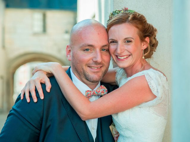 Le mariage de Matthieu et Sophie à Bourges, Cher 11