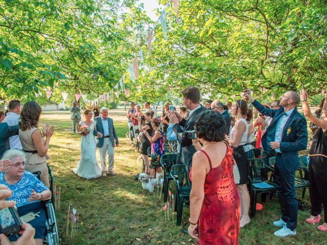 Le mariage de Matthieu et Sophie à Bourges, Cher 18