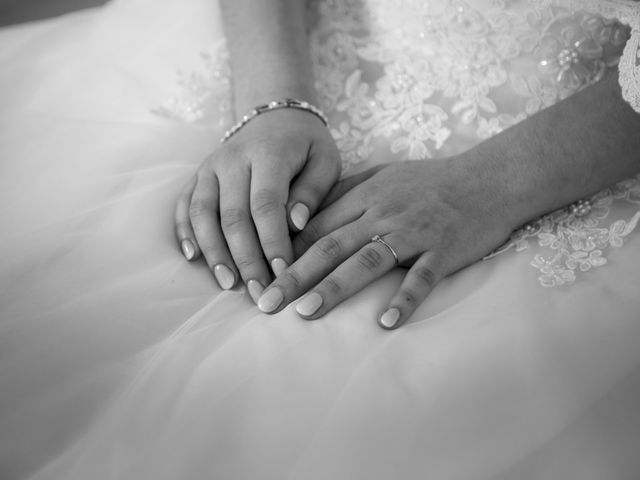 Le mariage de Xavier et Cassandra à Herblay, Val-d'Oise 42