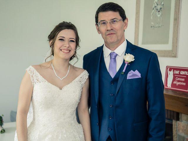 Le mariage de Xavier et Cassandra à Herblay, Val-d'Oise 47
