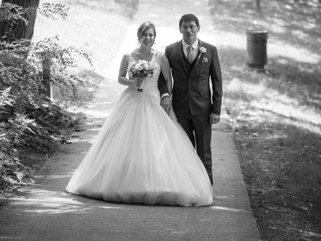Le mariage de Xavier et Cassandra à Herblay, Val-d'Oise 49