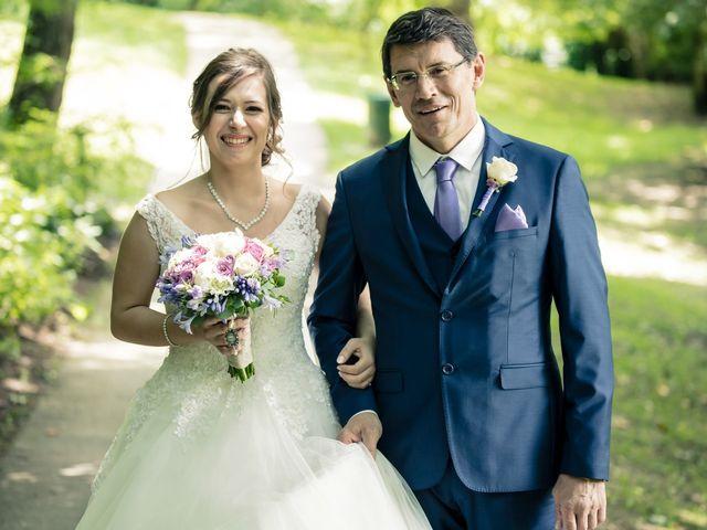 Le mariage de Xavier et Cassandra à Herblay, Val-d'Oise 50