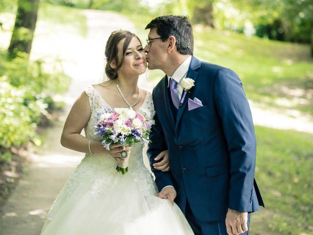 Le mariage de Xavier et Cassandra à Herblay, Val-d'Oise 51