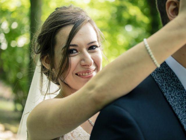 Le mariage de Xavier et Cassandra à Herblay, Val-d'Oise 55