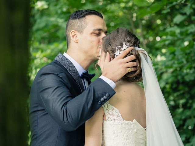 Le mariage de Xavier et Cassandra à Herblay, Val-d'Oise 57