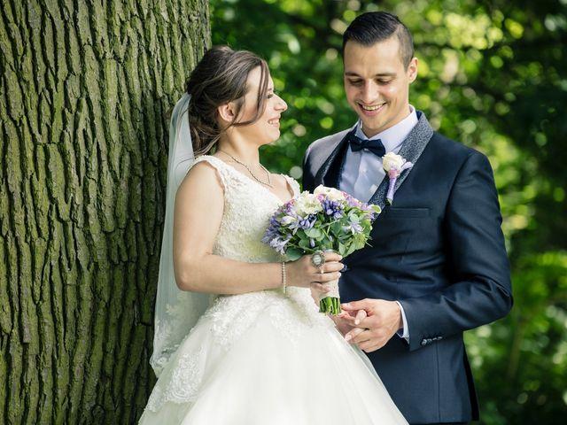 Le mariage de Xavier et Cassandra à Herblay, Val-d'Oise 62