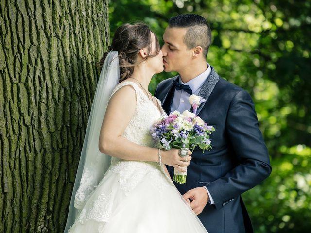Le mariage de Xavier et Cassandra à Herblay, Val-d'Oise 64