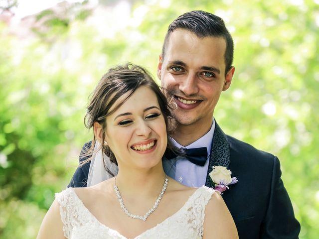 Le mariage de Xavier et Cassandra à Herblay, Val-d'Oise 68
