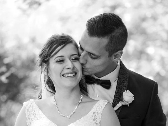 Le mariage de Xavier et Cassandra à Herblay, Val-d'Oise 69