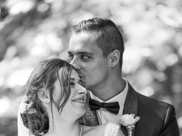 Le mariage de Xavier et Cassandra à Herblay, Val-d'Oise 74