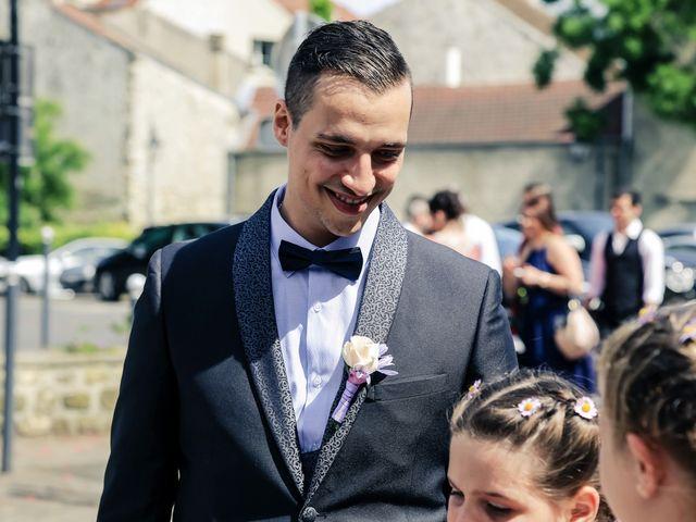 Le mariage de Xavier et Cassandra à Herblay, Val-d'Oise 79