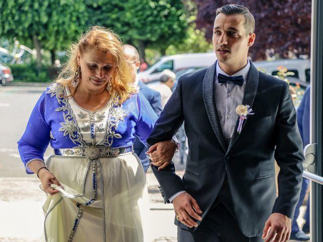Le mariage de Xavier et Cassandra à Herblay, Val-d'Oise 80