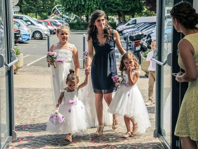Le mariage de Xavier et Cassandra à Herblay, Val-d'Oise 81
