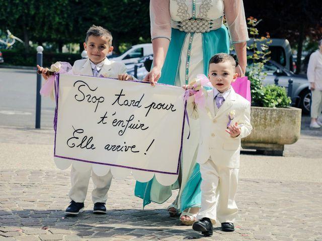 Le mariage de Xavier et Cassandra à Herblay, Val-d'Oise 83