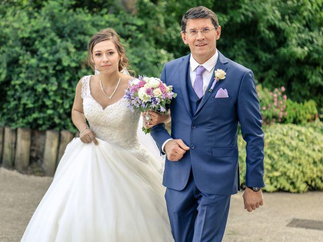 Le mariage de Xavier et Cassandra à Herblay, Val-d'Oise 84