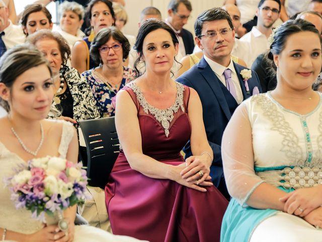 Le mariage de Xavier et Cassandra à Herblay, Val-d'Oise 92