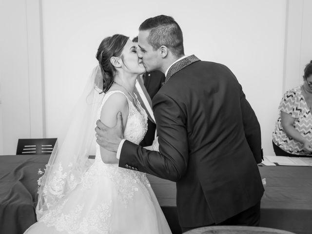 Le mariage de Xavier et Cassandra à Herblay, Val-d'Oise 105