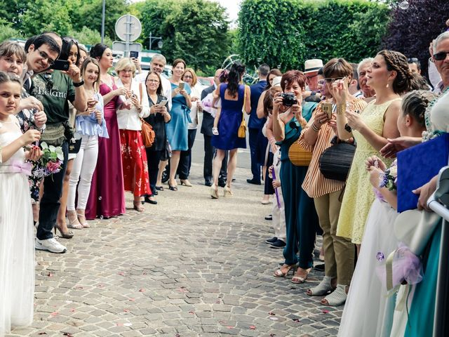 Le mariage de Xavier et Cassandra à Herblay, Val-d'Oise 107