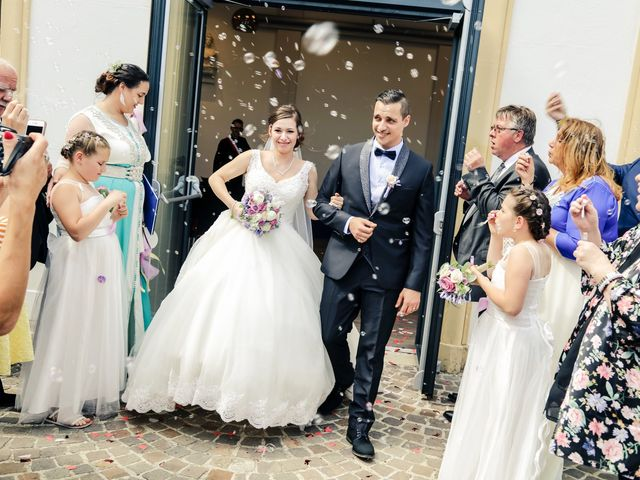 Le mariage de Xavier et Cassandra à Herblay, Val-d'Oise 108