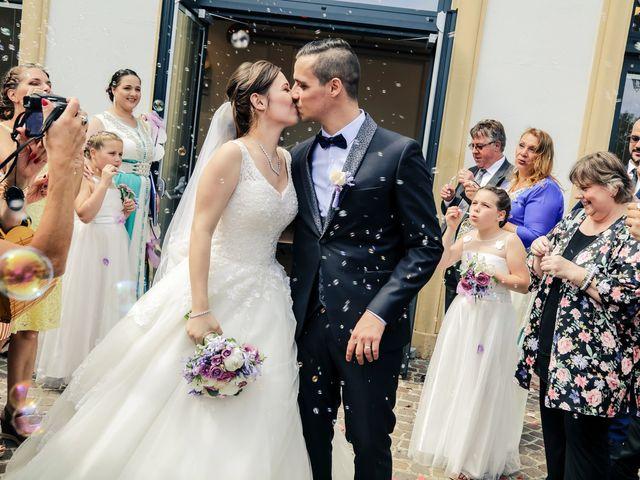 Le mariage de Xavier et Cassandra à Herblay, Val-d'Oise 109