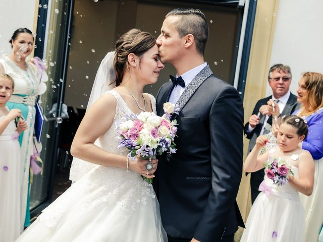 Le mariage de Xavier et Cassandra à Herblay, Val-d'Oise 110