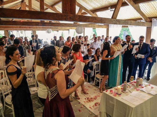 Le mariage de Xavier et Cassandra à Herblay, Val-d'Oise 147