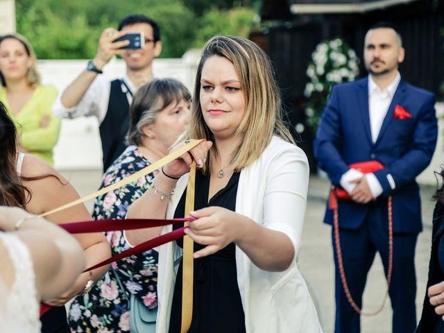 Le mariage de Xavier et Cassandra à Herblay, Val-d'Oise 201