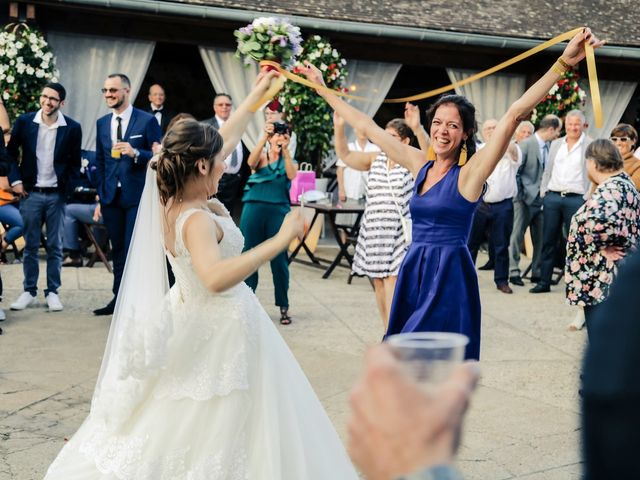 Le mariage de Xavier et Cassandra à Herblay, Val-d'Oise 204