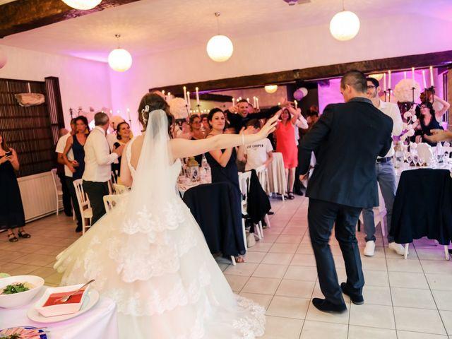 Le mariage de Xavier et Cassandra à Herblay, Val-d'Oise 226