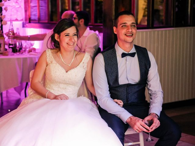 Le mariage de Xavier et Cassandra à Herblay, Val-d'Oise 228