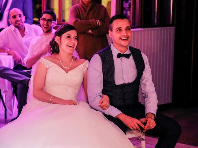 Le mariage de Xavier et Cassandra à Herblay, Val-d'Oise 233