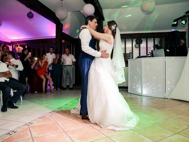Le mariage de Xavier et Cassandra à Herblay, Val-d'Oise 241