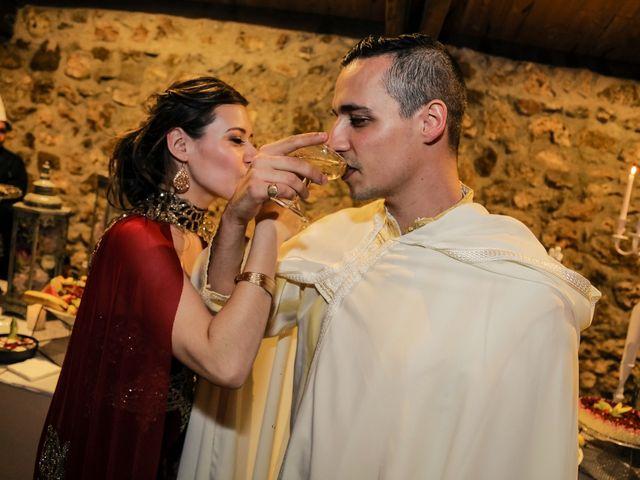 Le mariage de Xavier et Cassandra à Herblay, Val-d'Oise 257
