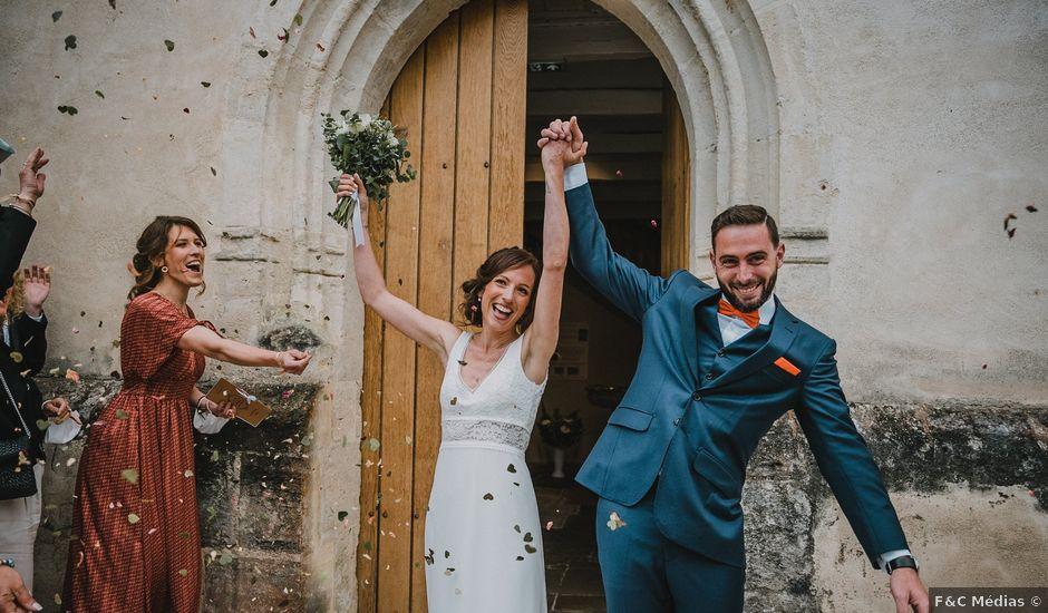 Le mariage de Simon et Charline à Saint-Lon-les-Mines, Landes