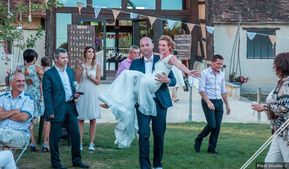 Le mariage de Matthieu et Sophie à Bourges, Cher