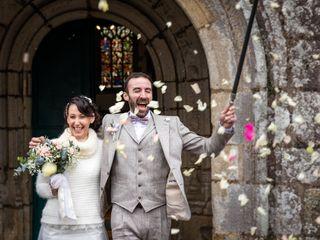 Le mariage de Thomas et Marie Charlotte