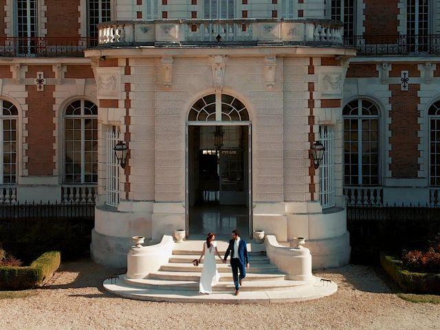 Le mariage de Laurent et Lucile à Béville-le-Comte, Eure-et-Loir 1